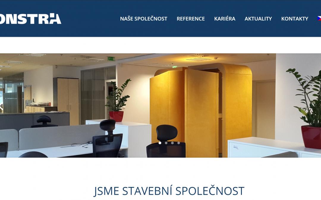 Naše nové webové stránky jsou hotové!