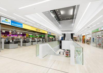 Shopping Centre Hostivař