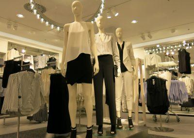 H&M prodejny