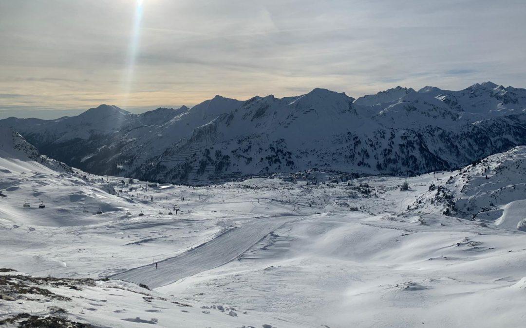 Adventní TEAMBUILDING v Rakouských Alpách